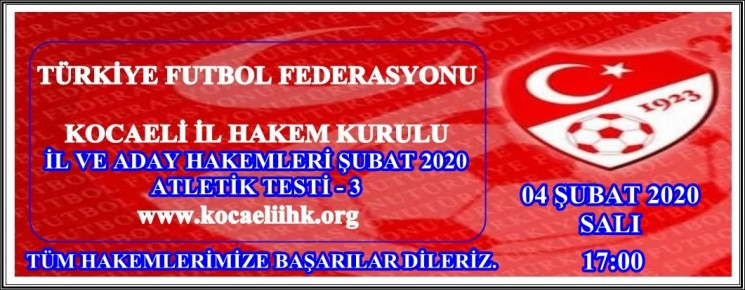 ÖNEMLİ DUYURU !!!